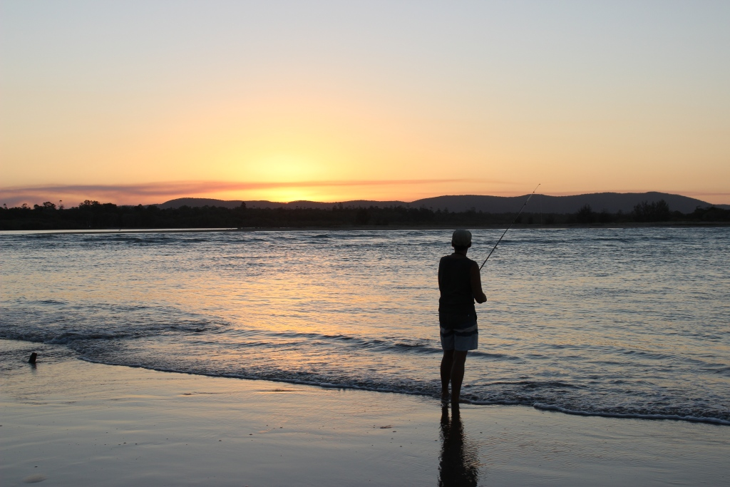 Coastal qld bundaberg to brisbane luckytand3 for Fishing beaches near me